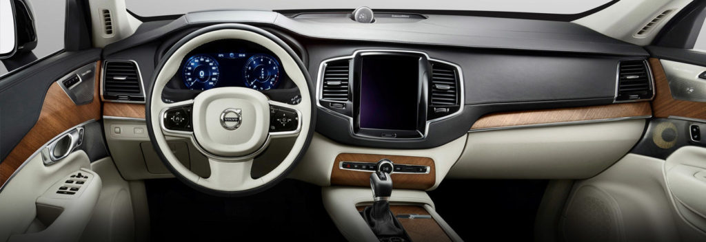xc90-interior